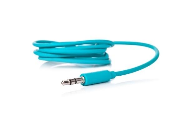 LAMAX Audio kabel tyrkysový pro Blaze B-1