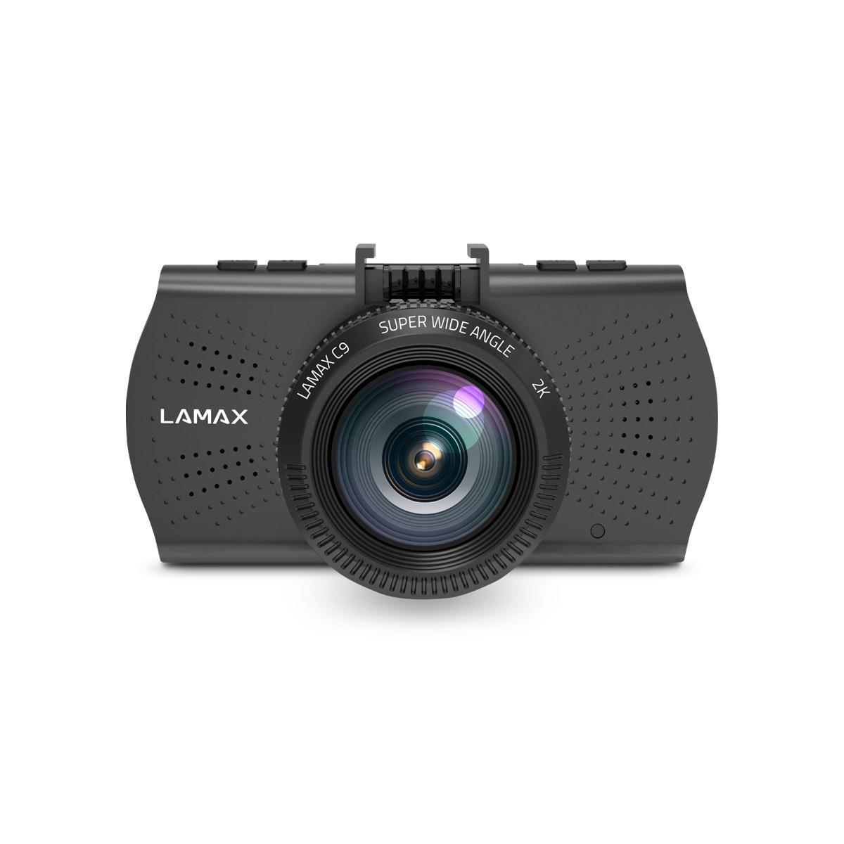LAMAX C9 GPS (s hlásením radarov).