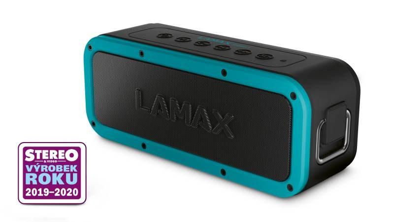 LAMAX Storm1 - bluetooth reproduktor