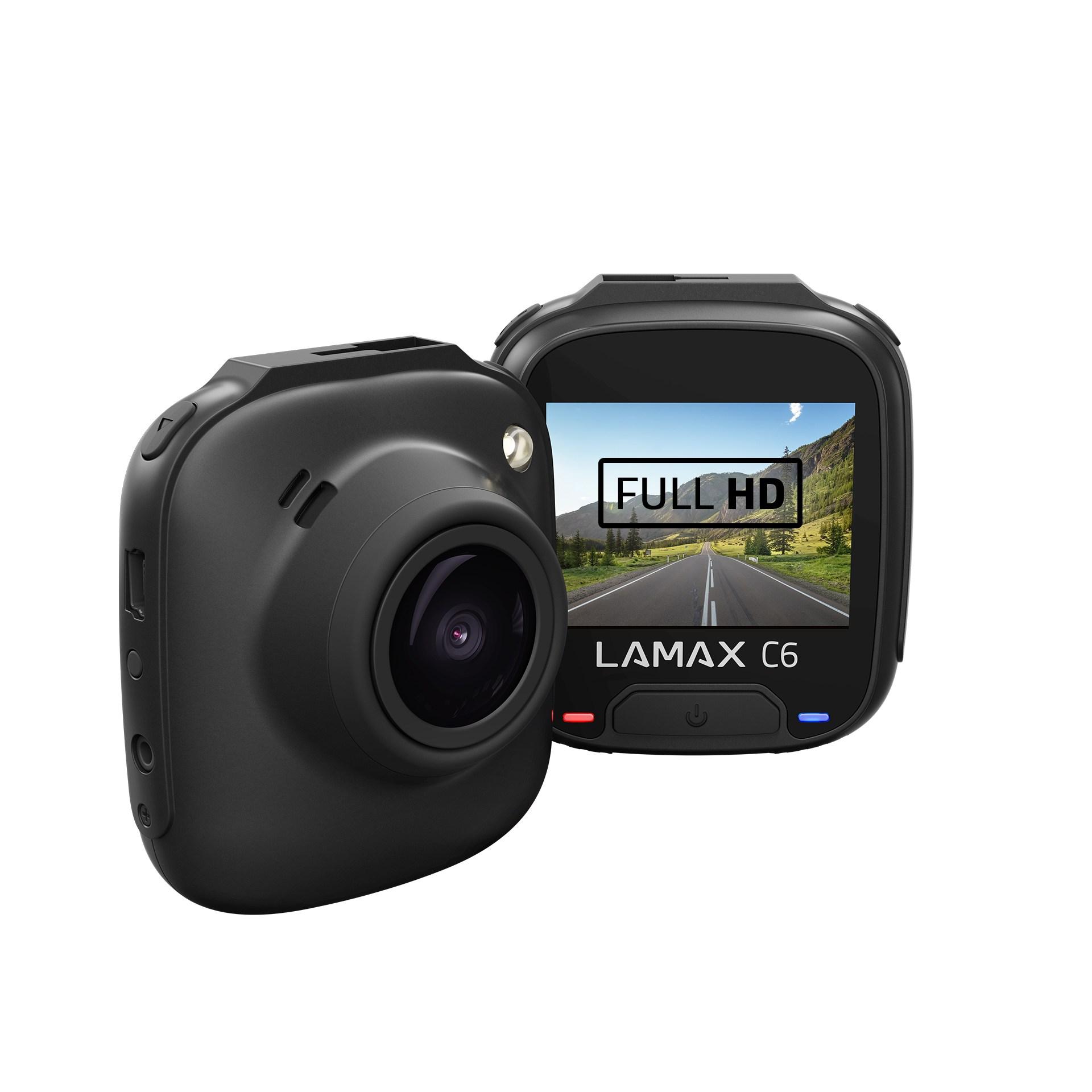 LAMAX C6 kamery do auta
