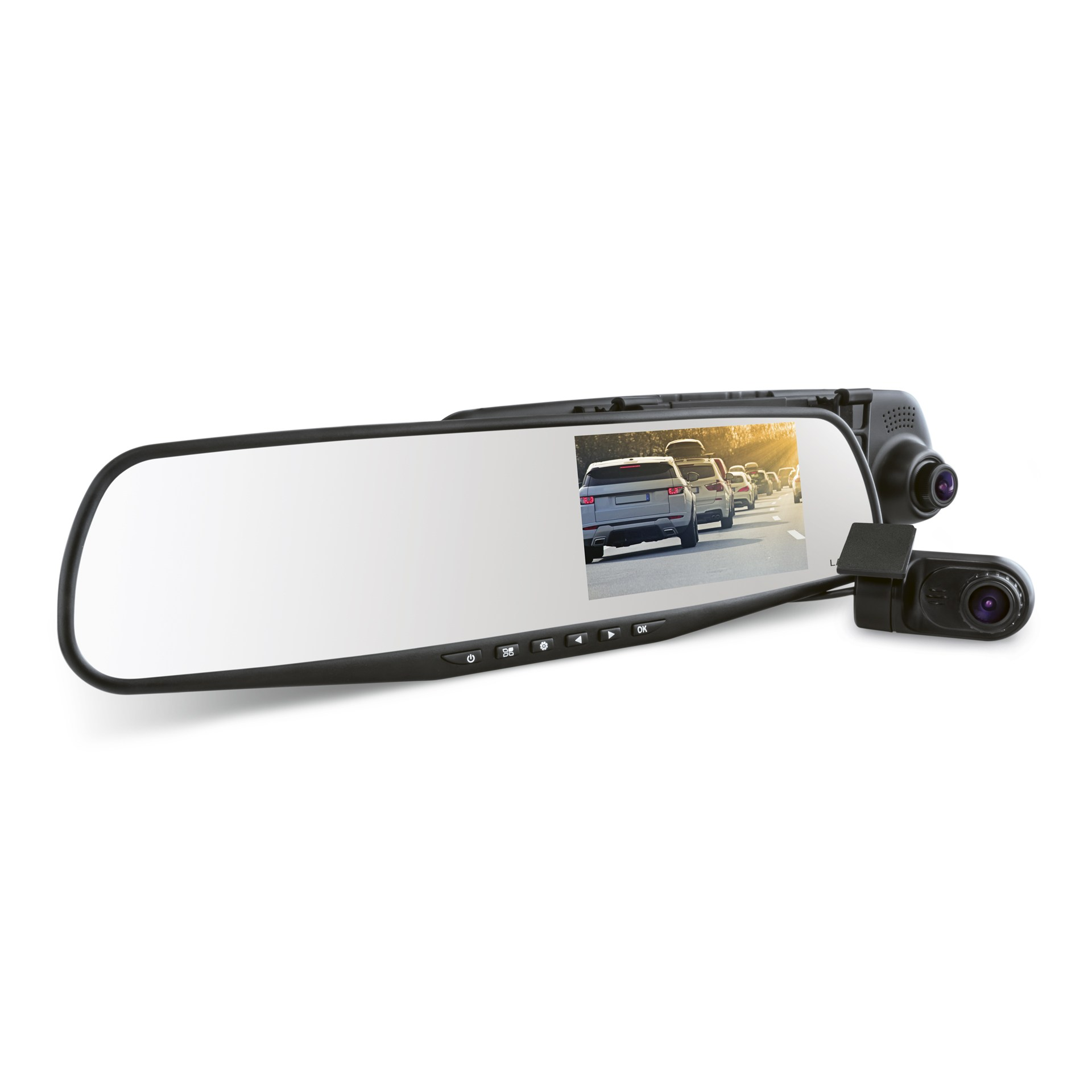 LAMAX S7 Dual GPS - kamery do auta