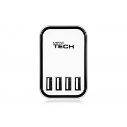 USB Smart Charger 4.5A by LAMAX Tech