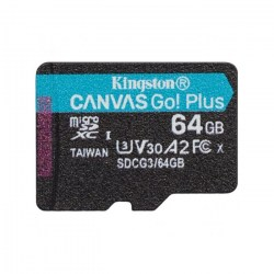 Paměťová karta Kingston microSD U3 64GB
