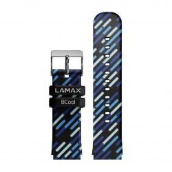 LAMAX BCool řemínek černý s pruhy