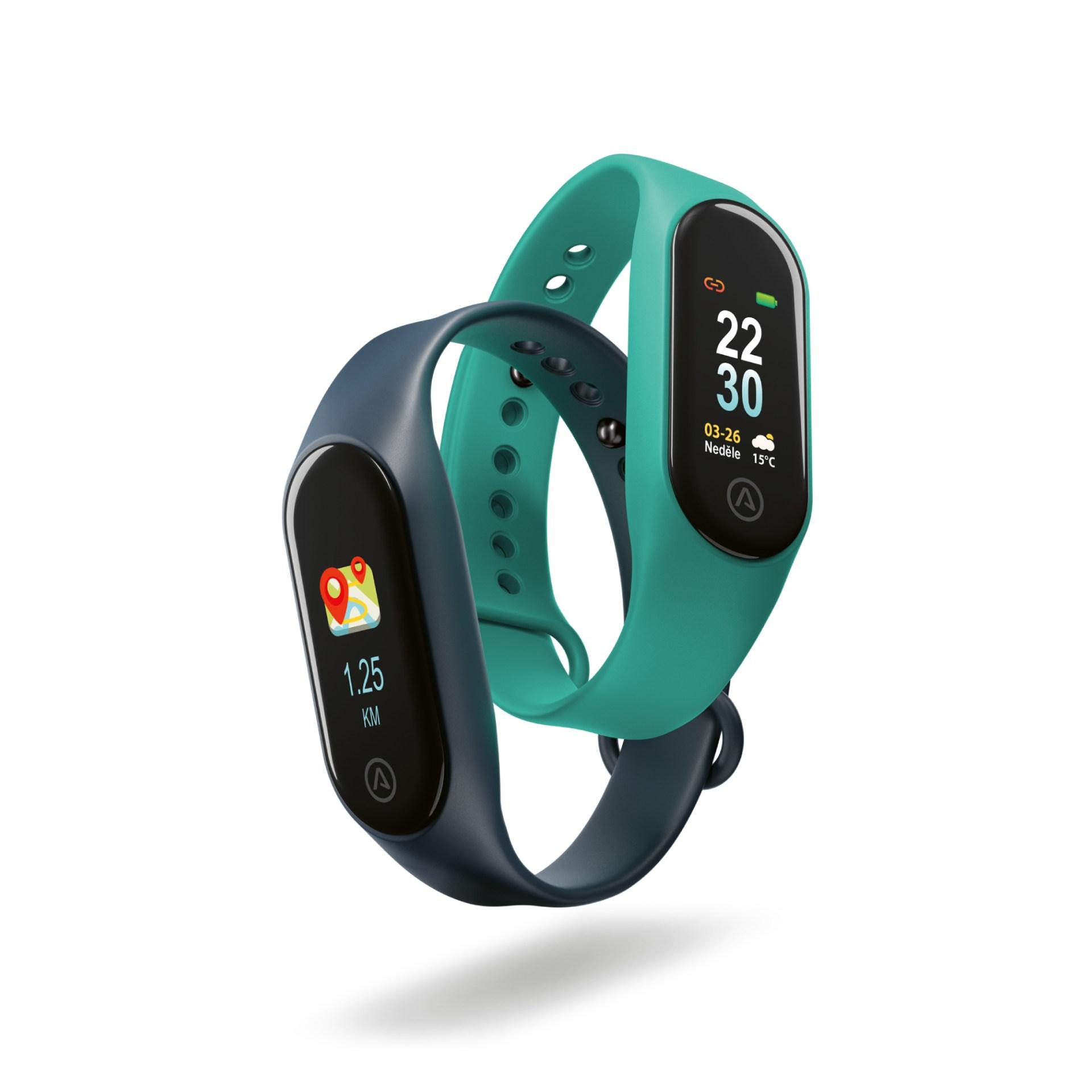 Levně LAMAX BFit2 - fitness náramek