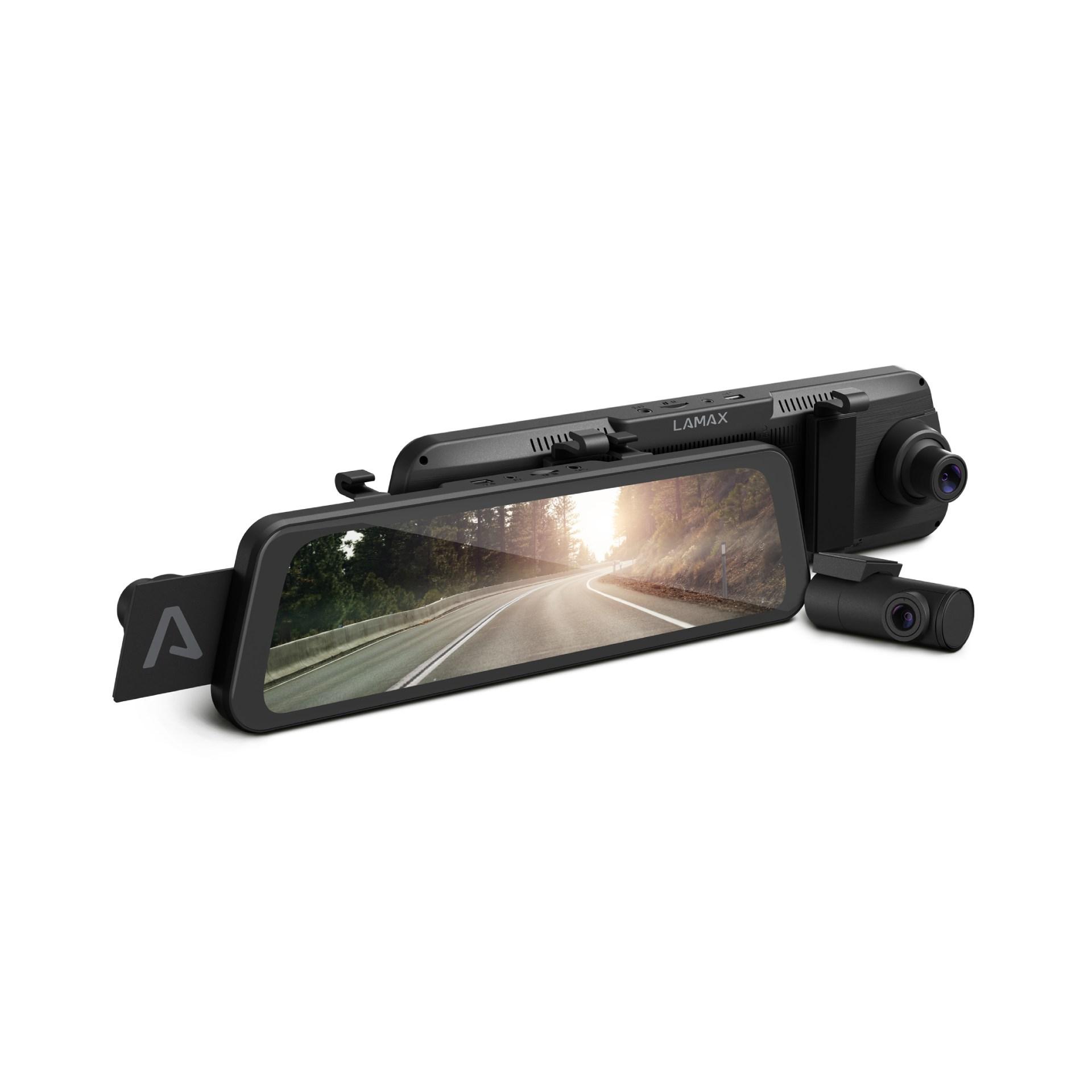 Levně LAMAX S9 Dual GPS (s hlášením radarů) - kamera do auta
